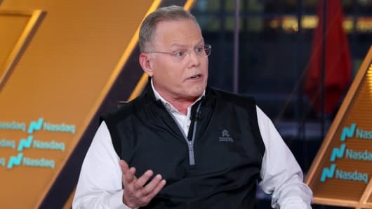 David Zaslav, President & CEO of Discovery Inc.