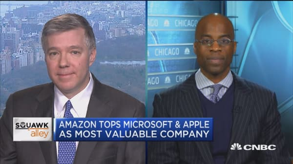 Amazon is becoming a 'profit machine, says market analyst