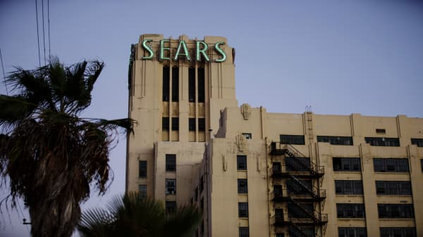 Sears plans to liquidate after after 126 years in business