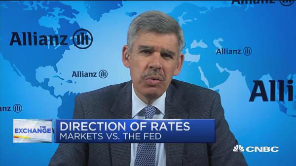 The economy is doing well, says Allianz chief economic advisor