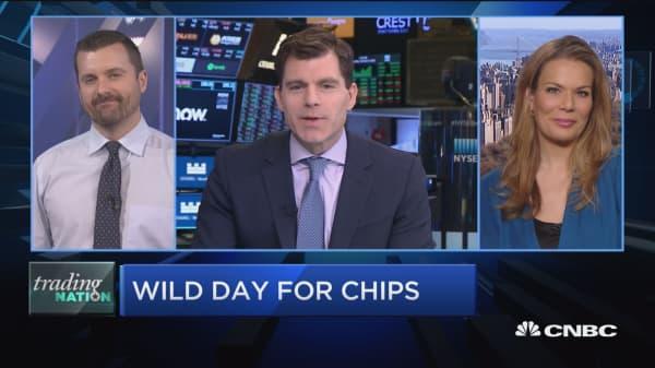 Still seeing underperformance in chips, says Todd Gordon