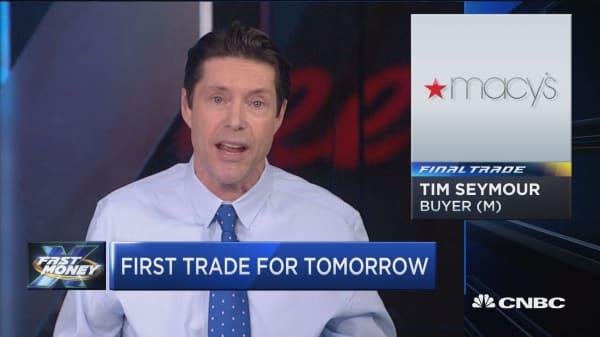 Final Trades: M, FL & More