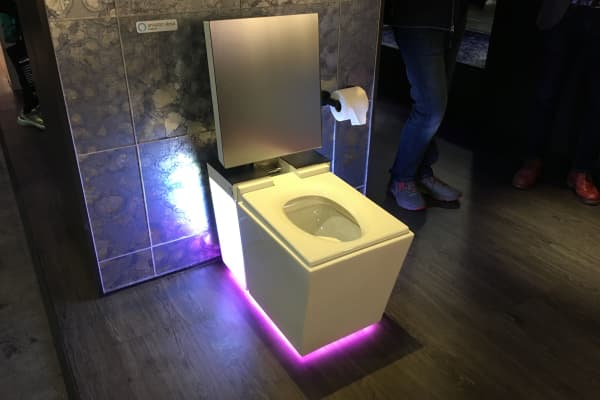 Kohler S 7 000 Numi 2 0 Toilet With Amazon Alexa Built In