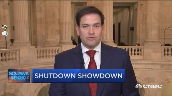 Sen. Rubio: Democrats' resistance to border security is 'irrational'