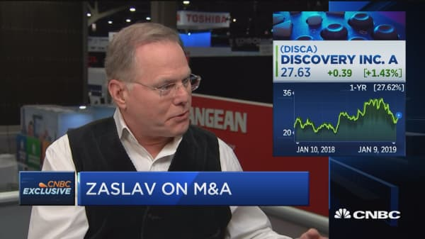 Discovery Inc. CEO: We're different than the competitive media aggregators