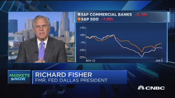Former Dallas Fed President: The Fed will focus on the real economy, not markets