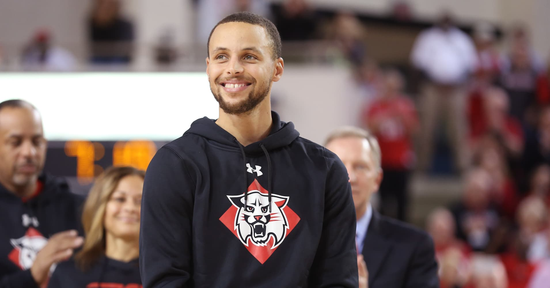 Stephen Curry says the best advice he ever got came from his mom when he was 13 years old