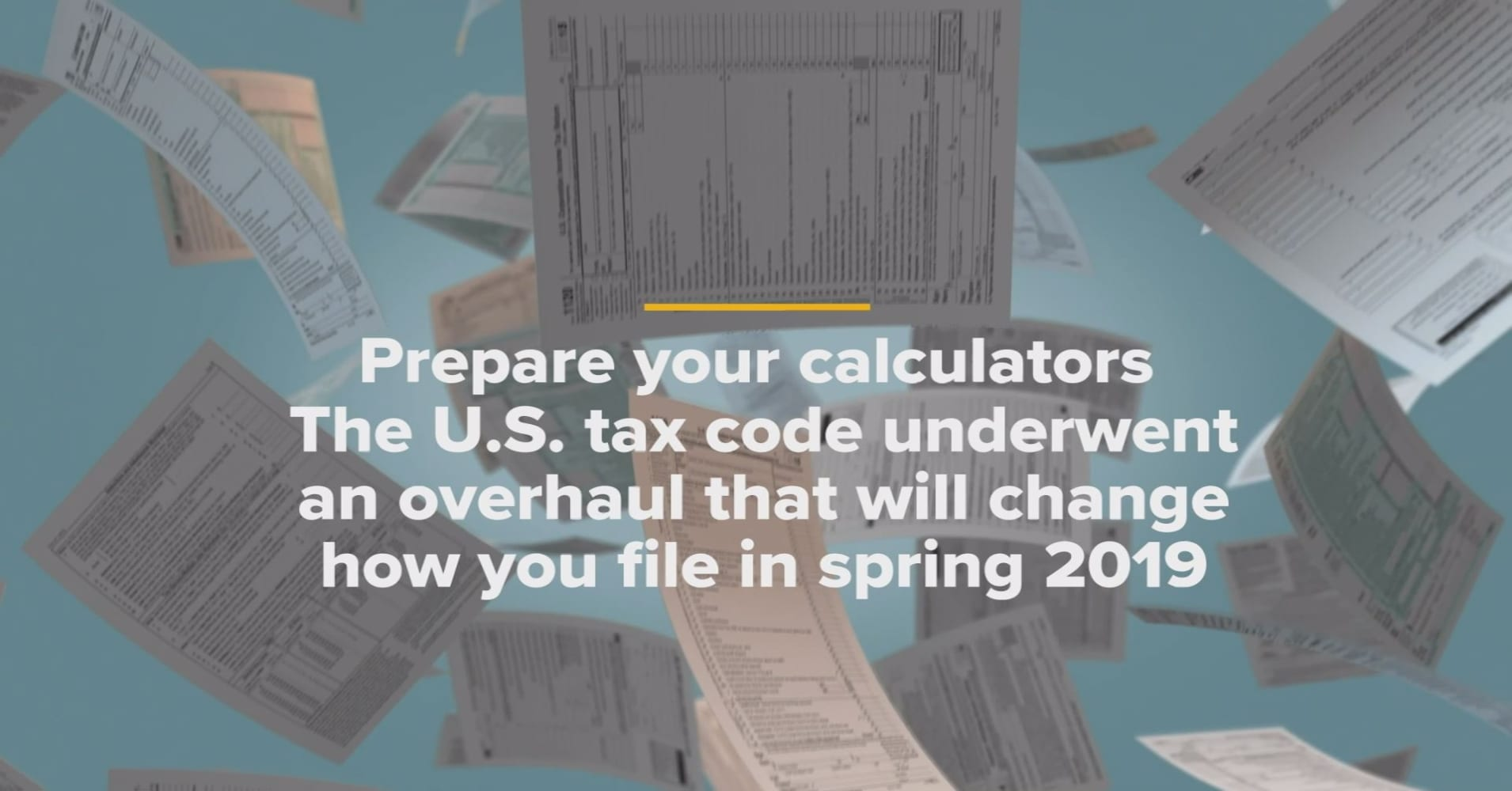 If you failed to withhold enough tax in 2018, the IRS has a