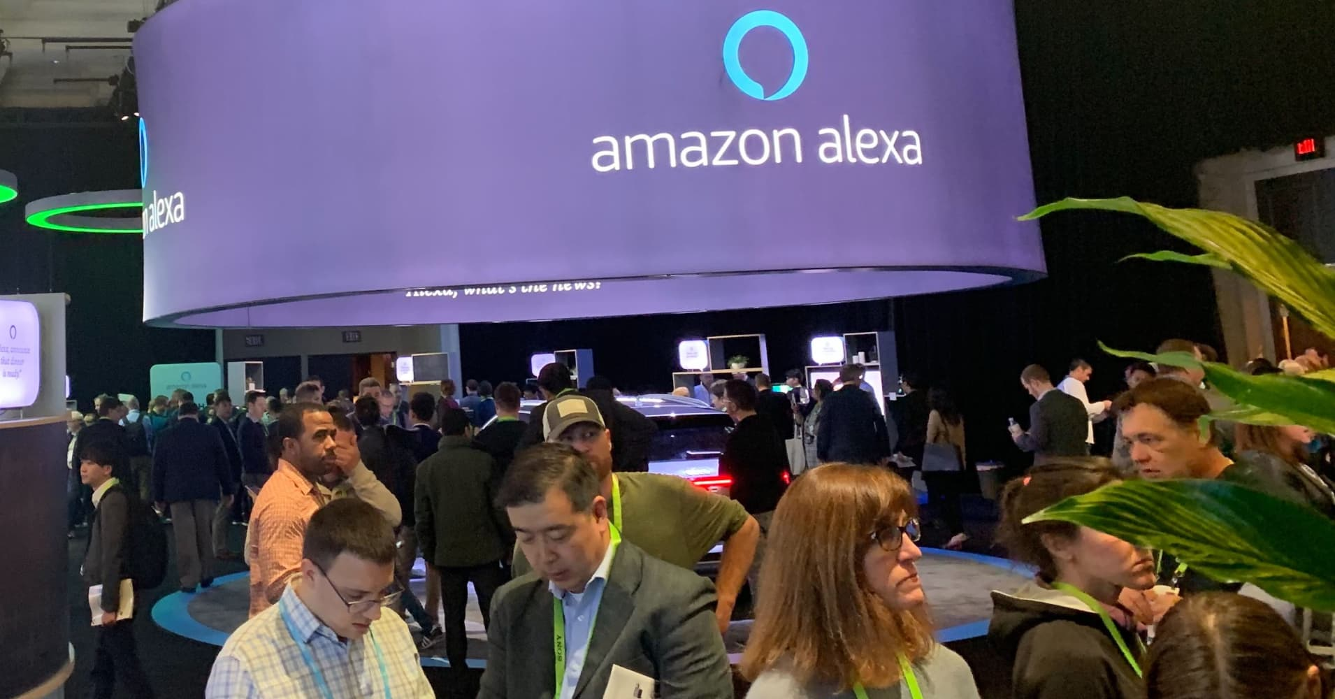 Amazon and Google are going to be in every aspect of your life whether you want them to or not
