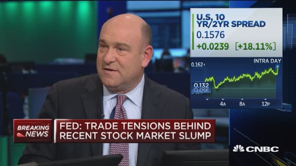 Fed is ready to wait on raising rates, says Liesman