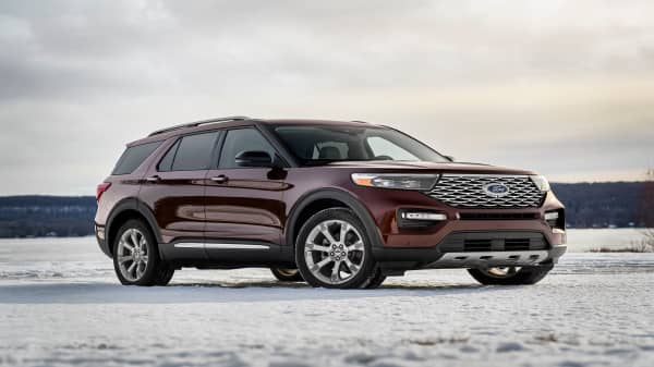 Ford reveals all-new Explorer with upgraded tech features