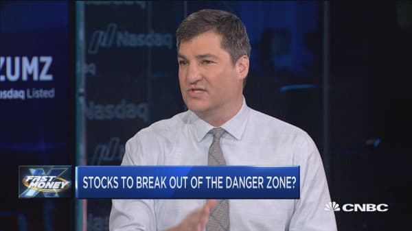 It's a make or break moment for the market, are stocks about to exit the 'danger zone?'