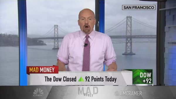 'You can't wait for an all-clear signal' to buy: Cramer on chip stocks' reversal