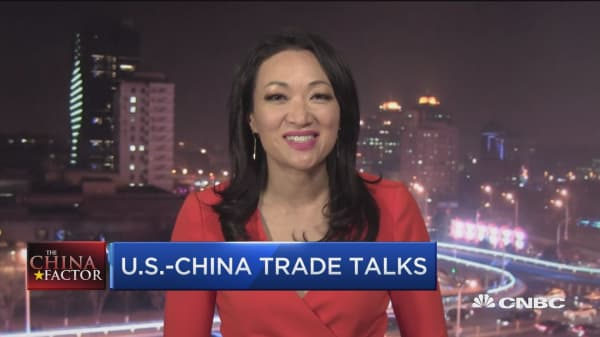 Chinese trade talks focus on Beijing cooperation