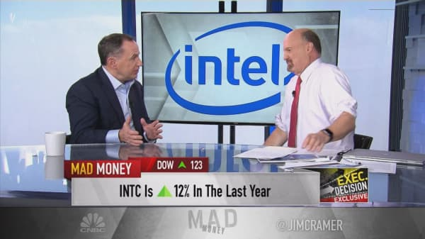 Intel has its biggest addressable market ever: Interim CEO