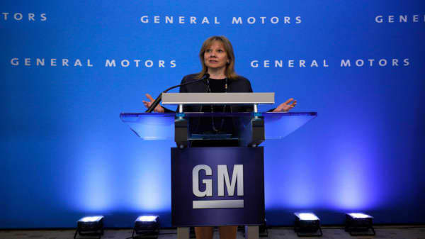 GM raises guidance for 2019 as it focuses on light truck production