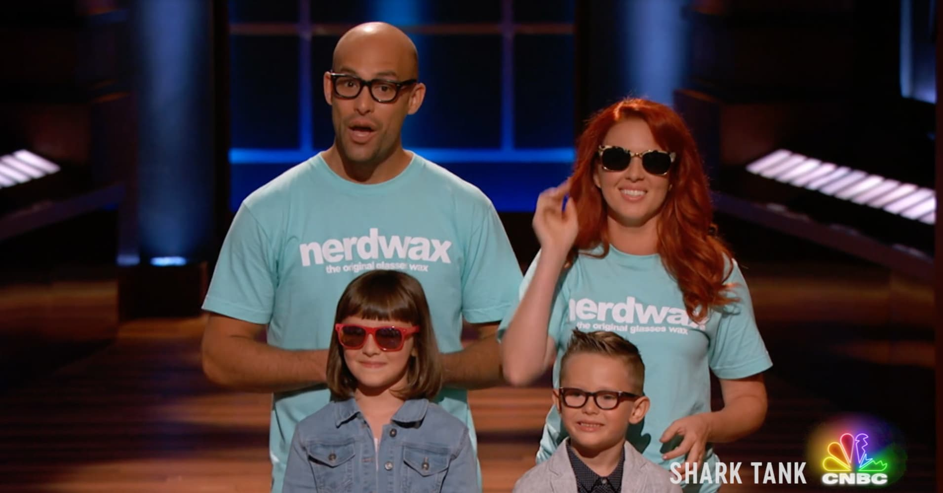 ad095a1140a The Nerdwax team wants to stop your glasses from sliding
