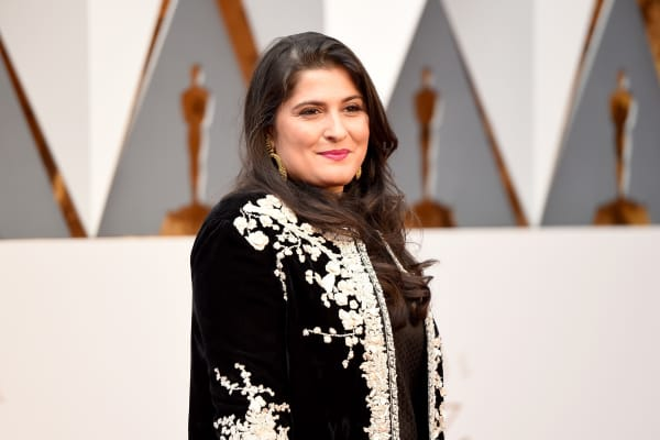 Sharmeen Obaid-Chinoy attends the 88th Annual Academy Awards at Hollywood & Highland Center on February 28, 2016.