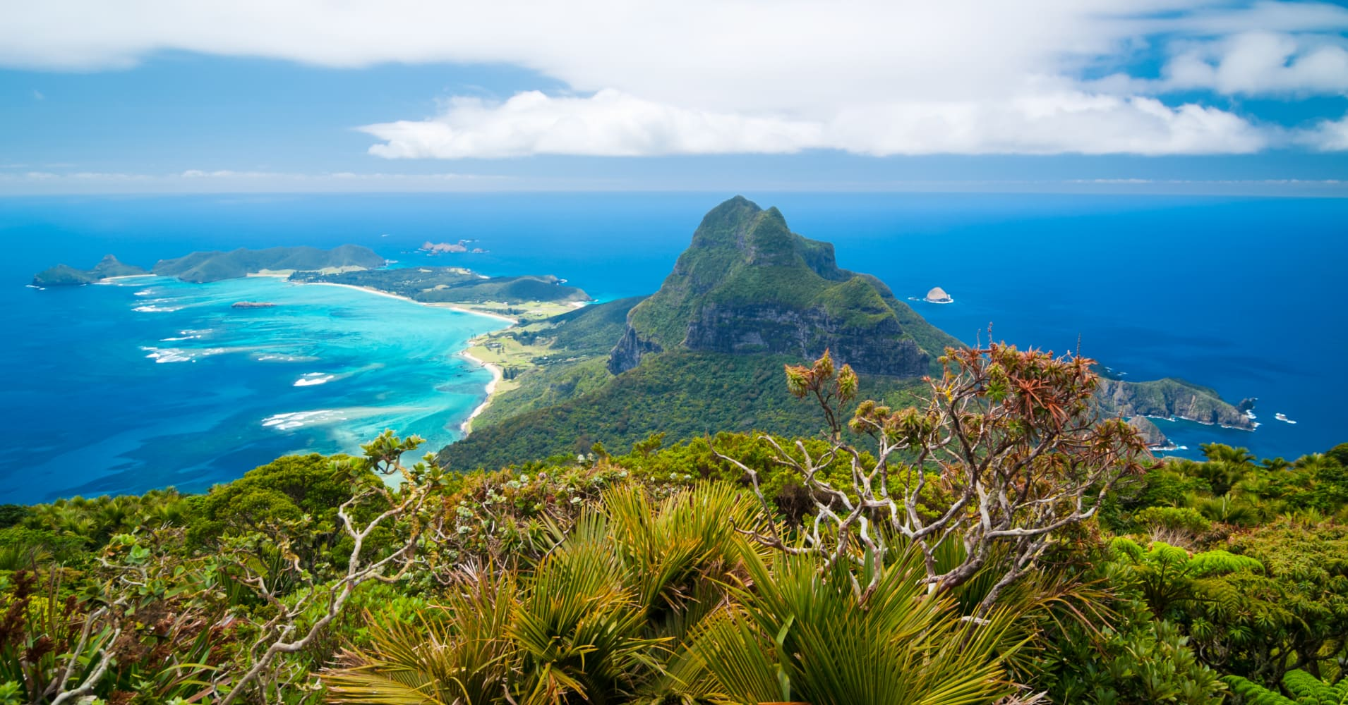 This gorgeous island in the Tasman Sea only allows 400 visitors per night: Take a look