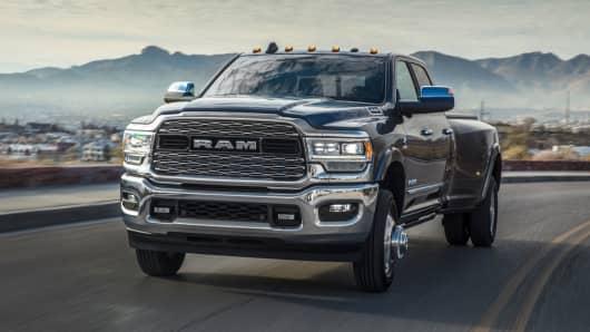 Ram Trucks wants a bigger piece of heavy-duty trucks