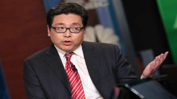 Tom Lee makes bullish case that 2019 will have a double digit year