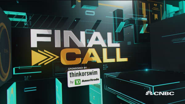The Final Call: XLF & NFLX