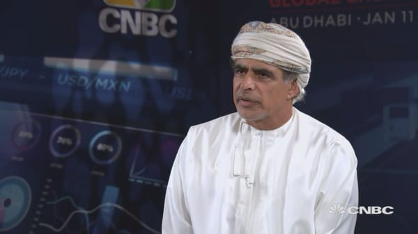Oman oil minister: President Trump has been unfair sometimes