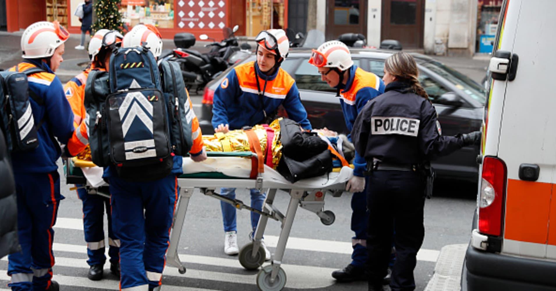 Paris gas leak explosion leaves 4 dead, dozens wounded amid 'yellow vest' protests