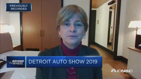 Automakers are 'reinventing' themselves: Analyst