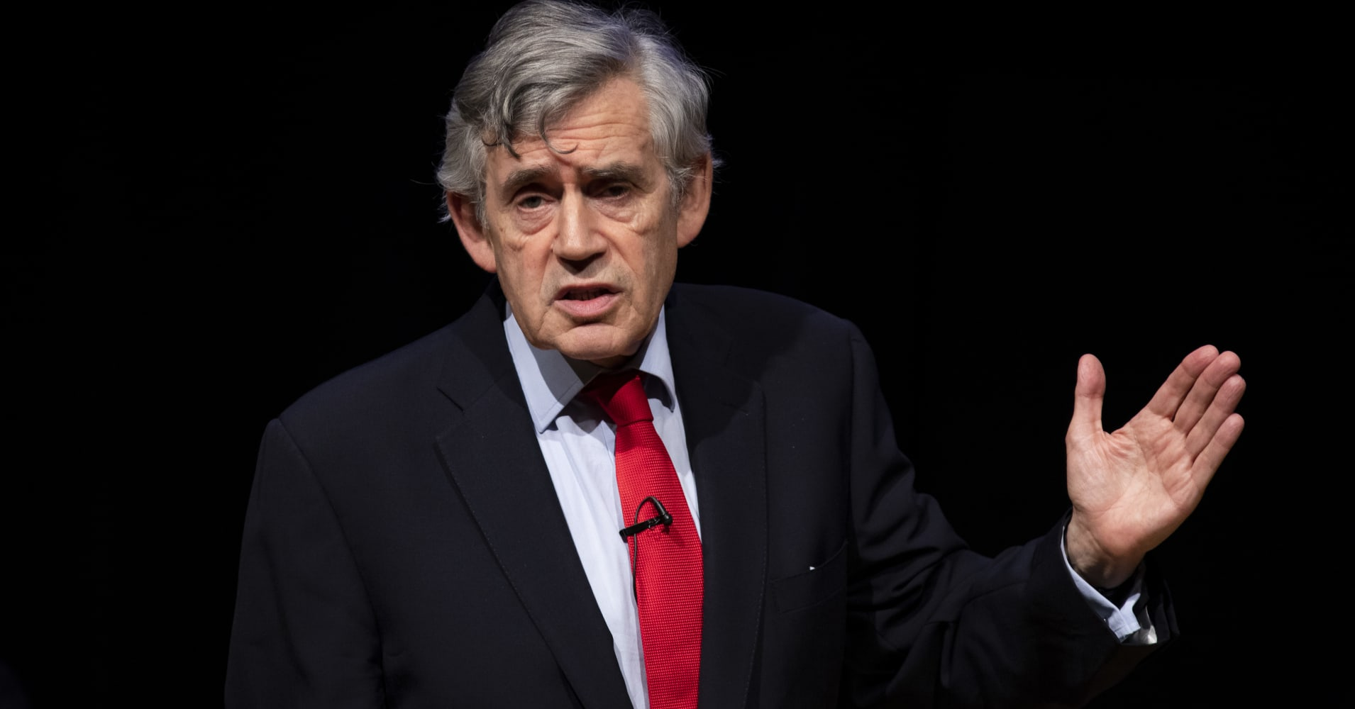 Former UK Prime Minister Gordon Brown on Brexit vote, Theresa May