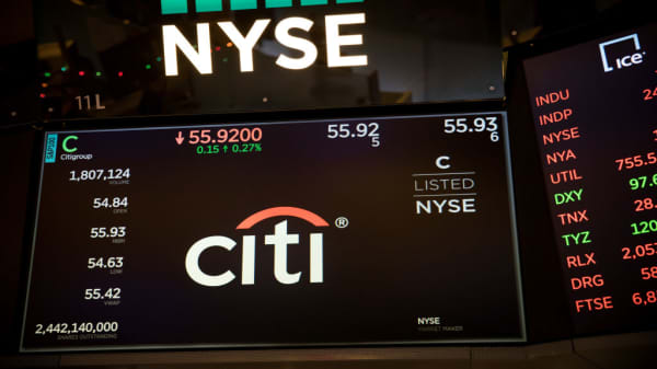 Citigroup Q4 earnings: earnings per share beats expectation, revenue falls short
