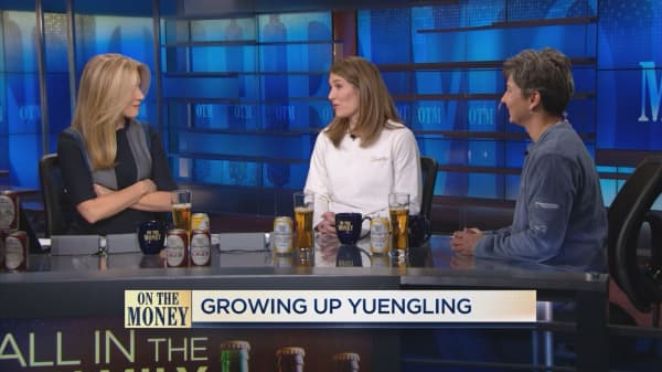 Yuengling sisters
