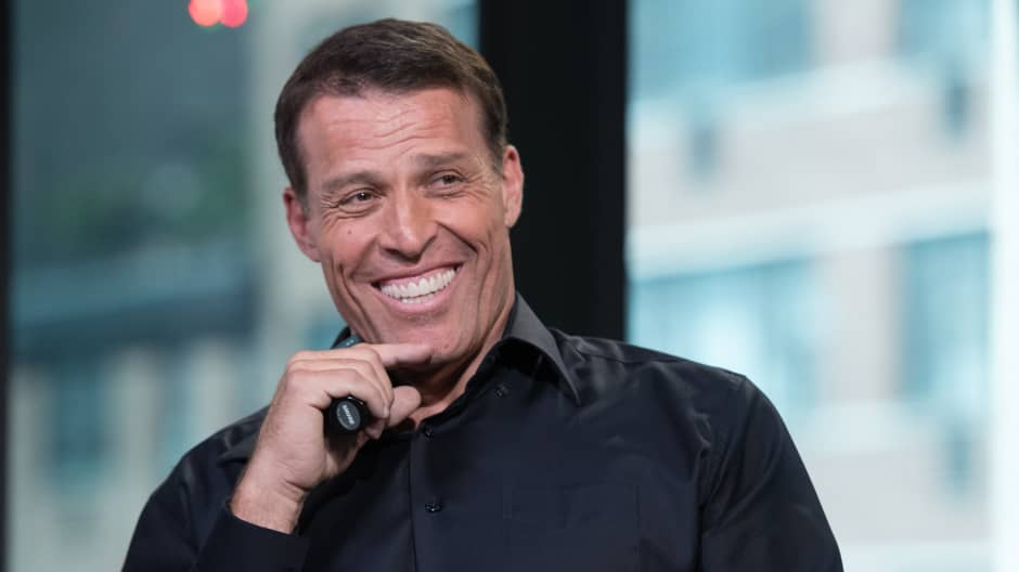 Tony Robbins: Before negotiating your salary, ask yourself this question