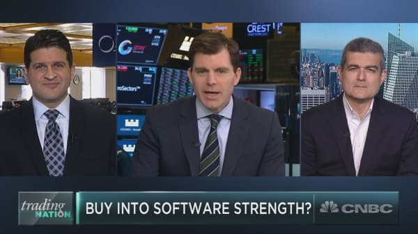 One tech group is outperforming the rest of the market so far this year