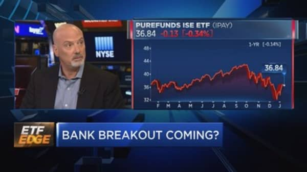 Banks rally after Citi earnings. Here's how to play the space