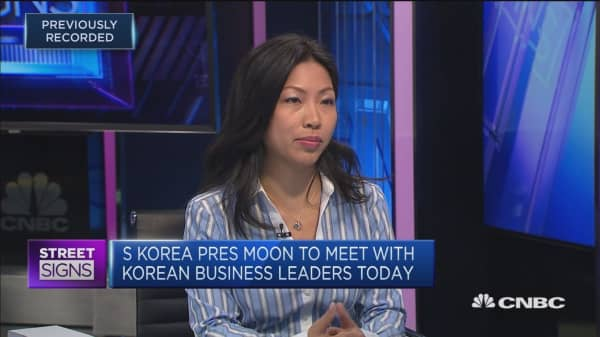 Korean corporates are facing stress in all aspects: Natixis