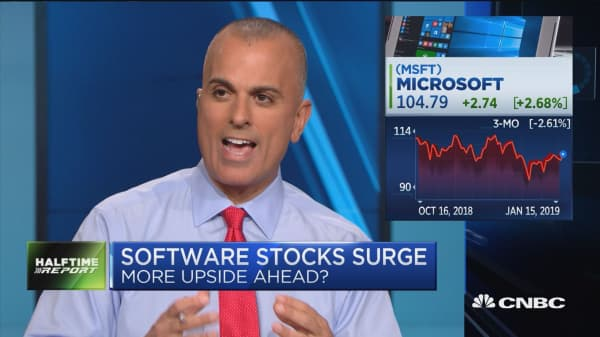 Morgan Stanley: these are the best software names to own