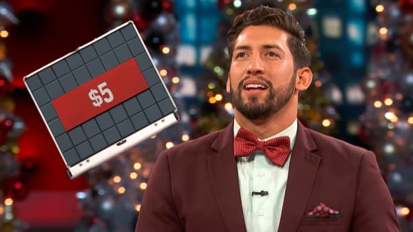 This 28-year-old won just $5 on Deal or No Deal. Here's why he still feels rich.