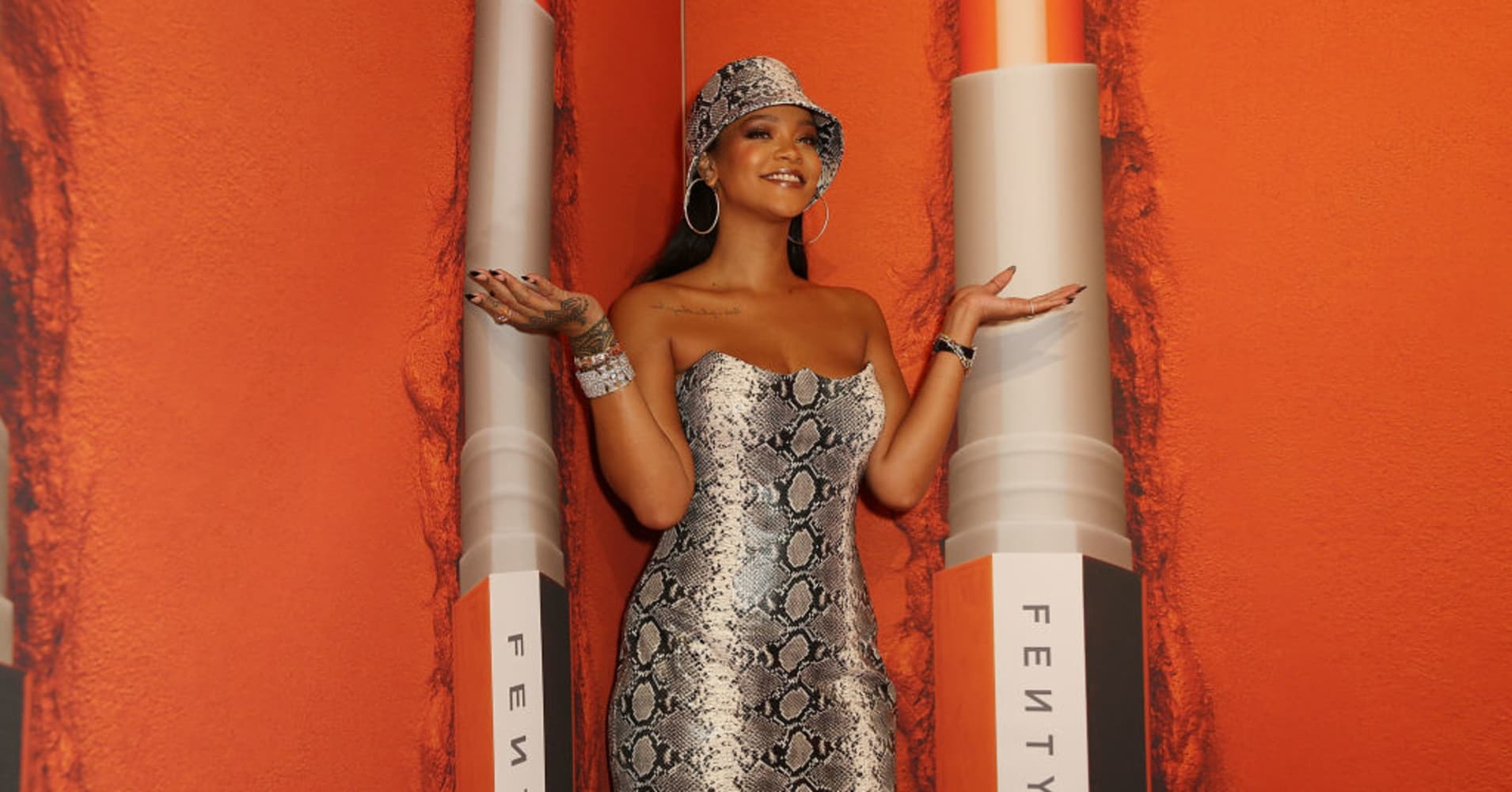 Rihanna sues her father Ronald over use of their surname 'Fenty'