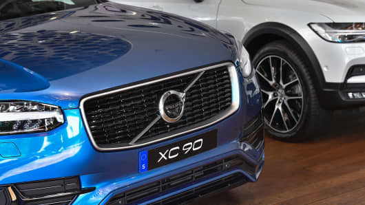 Volvo Group invests in Pennsylvania-based wireless charging firm