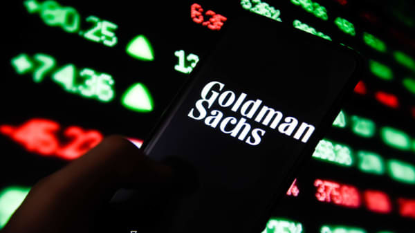 Here's how Goldman Sach's earnings results compare to Bank of America's
