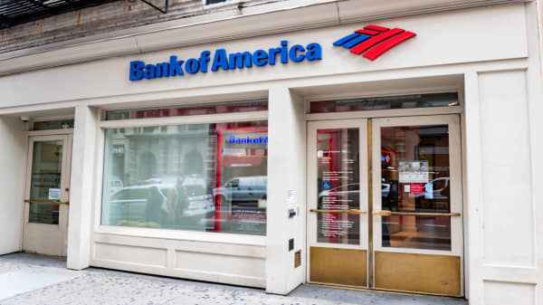 Bank of America revenue, EPS beat estimates