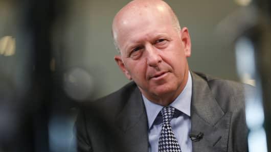 David Solomon, Goldman Sachs