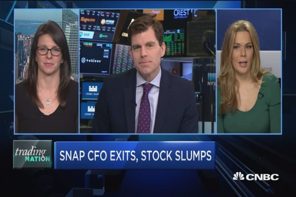 Snap Inc. is a negative, says strategist