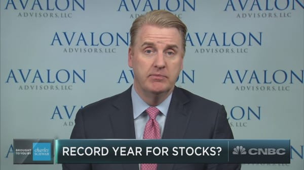 Market bull Bill Stone sees stocks having a record breaking year