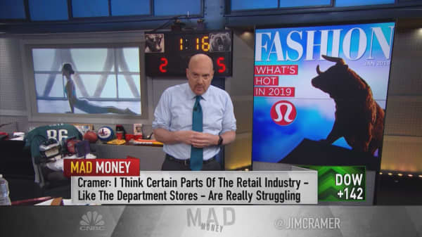 Cramer: Not all of retail is struggling—just look at these 3 winners