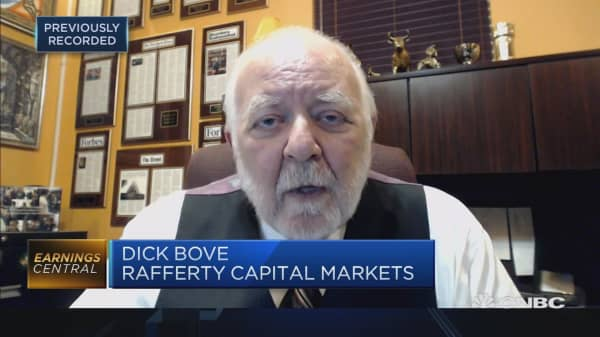 Dick Bove: There are serious problems in US housing