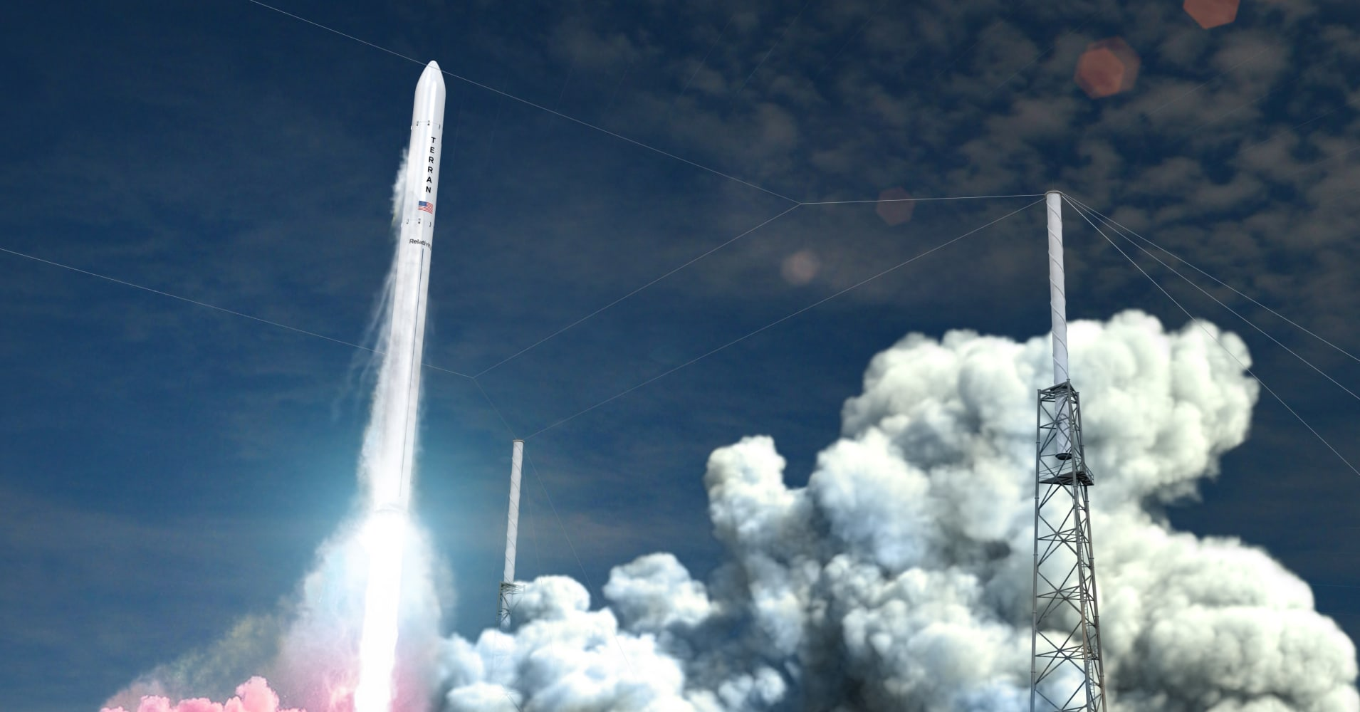 Air Force grants 3D rocket printer Relativity Space a 'premier' launch pad in Florida