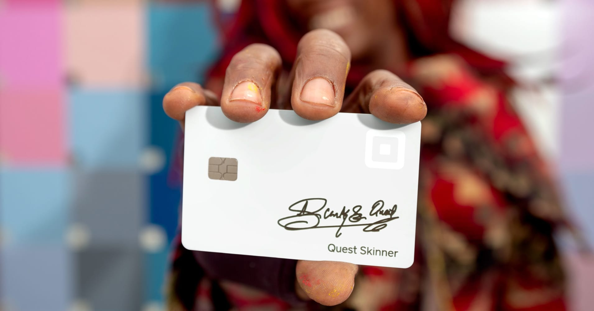 how to get money from square into bank account