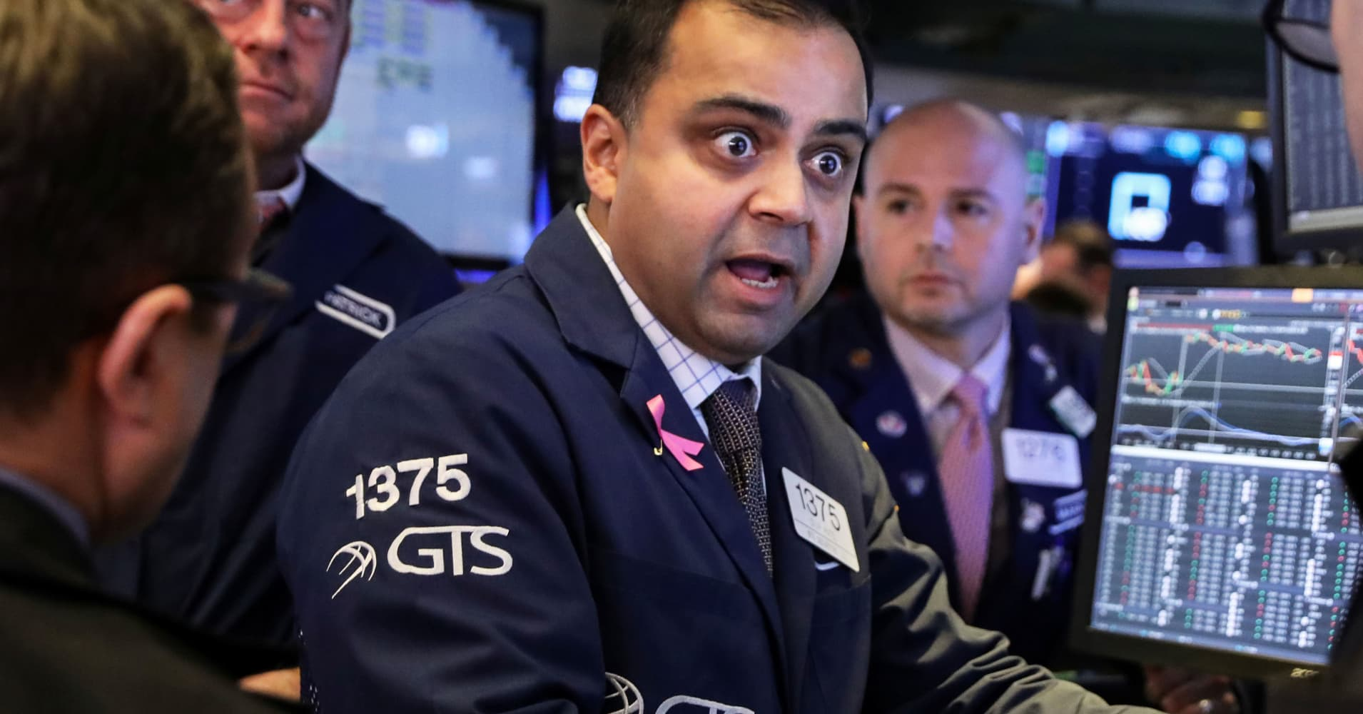 Why we shouldn't be wringing our hands over this pause in the stock market